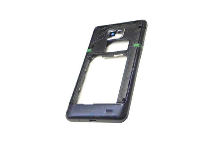 1f3a8b1a0d1 Carcasa Trasera Azul Nueva Original para Samsung Galaxy S2 Plus ...