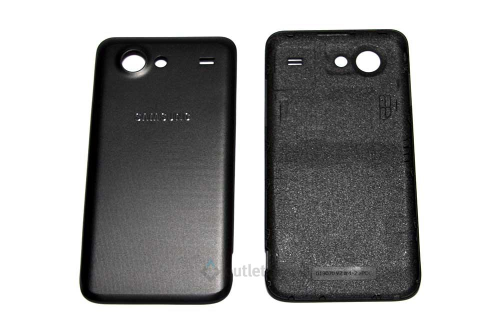 5d699954080 Tapa Trasera Negra Original Nueva para Samsung Galaxy S Advanced ...